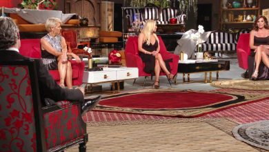 Photo of Bravo Releases First Look At Socially-Distanced, In-Person 'RHONY' Reunion
