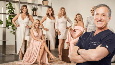 Photo of Dr. Terry Dubrow Reveals What Production On 'The Real Housewives Of Orange County' Looks Like Amid Coronavirus Pandemic