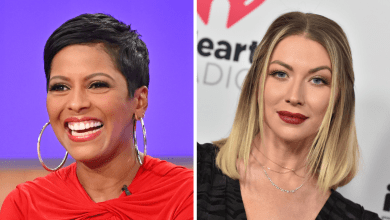 "Photo of Tamron Hall Calls Out Stassi Schroeder For Saying She Was ""Unprepared"" For Their Interview, Says She Was Asked To Avoid Stassi's Controversial Comments About The Me Too Movement"