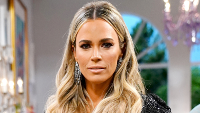 Photo of Teddi Mellencamp Denies She Has Been Fired From 'The Real Housewives Of Beverly Hills'
