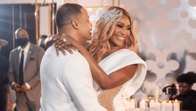 Photo of Bravo Backed Out Of Filming Cynthia Bailey's Wedding For 'RHOA' Season 13 Over COVID-19 Concerns — Report