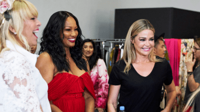 Garcelle Beauvais, Denise Richards, Sutton Stracke, Garcelle talks RHOBH without Denise, Real Housewives of Beverly Hills, Bravo TV