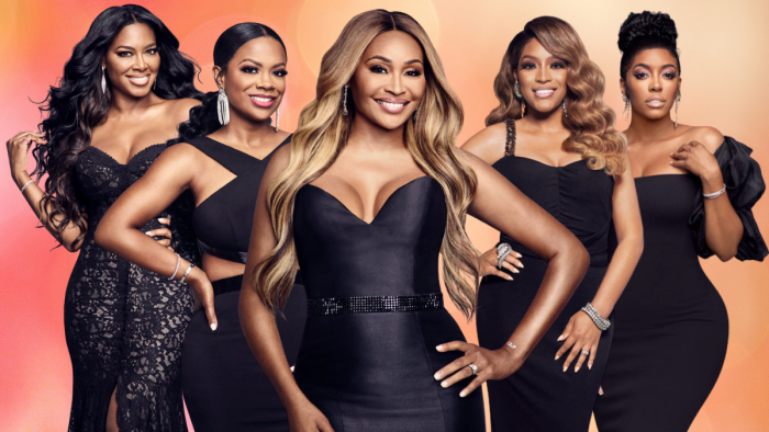 Kenya Moore, Kandi Burruss, Cynthia Bailey, Drew Sidora, Porsha Williams, RHOA Season 13, The Real Housewives of Atlanta Season 13, Bravo, Bravo TV, RHOA production suspended, coronavirus, COVID-19, positive COVID-19 test result, Reality TV news, celebrity news, TV ratings, about TV Deets, TVDeets.com, Real Housewives news