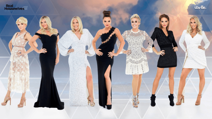 The Real Housewives of Jersey, The Real Housewives of Cheshire, RHOJersey, RHOCheshire, ITV, ITVBe