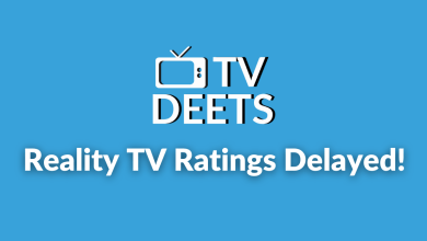 TVDeets, TV Deets, TVDeets.com, Reality TV Ratings, Showbuzz Daily, TV Ratings, TV News