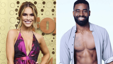 Chrishell Stause, Keo Motsepe, Gleb Savchenko, Dancing With The Stars, DWTS, Cabo San Lucas, Selling Sunset Season 4, Netflix
