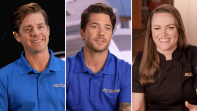 Below Deck Season 8 virtual reunion, Below Deck reunion, Below Deck Season 8 Reunion, Eddie Lucas, Rob Phillips, Chef Rachel Hargrove, Bravo, Bravo TV