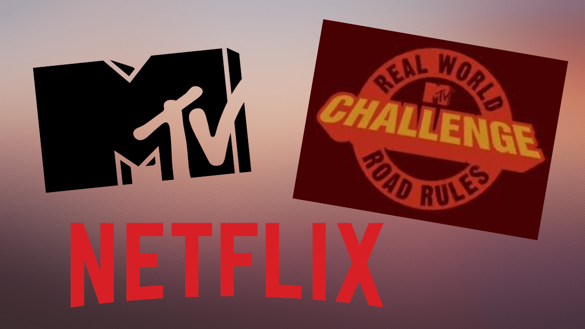 MTV, The Challenge, Netflix, Real World/Road Rules Challenge, Netflix removes Real World, Netflix Removes Challenge, Netflix Removes Road Rules Challenge