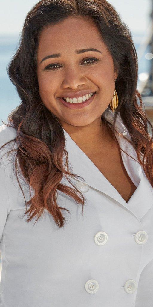 Natasha De Bourg, Below Deck Sailing Yacht Season 2, Bravo TV