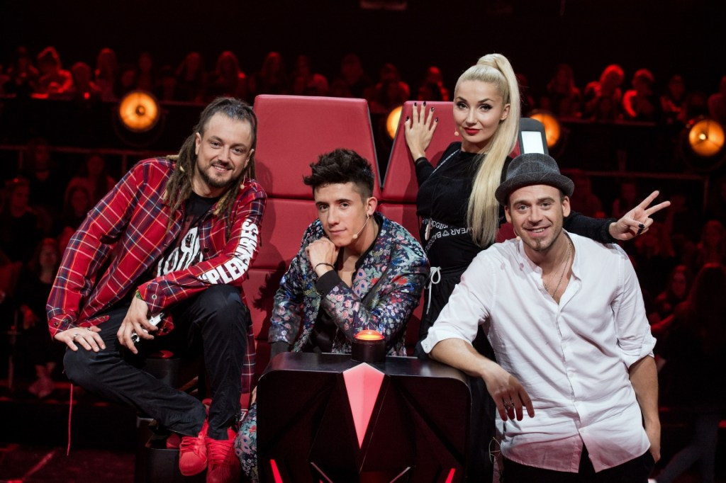 Jury - The Voice of Kids 2