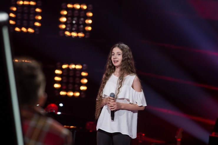 The Voice Kids 2 - Daria Domitrz