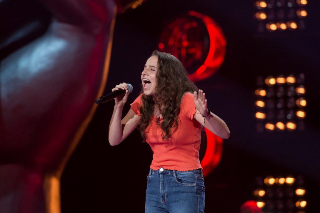 The Voice Kids 2 - Oliwia Tomczyk