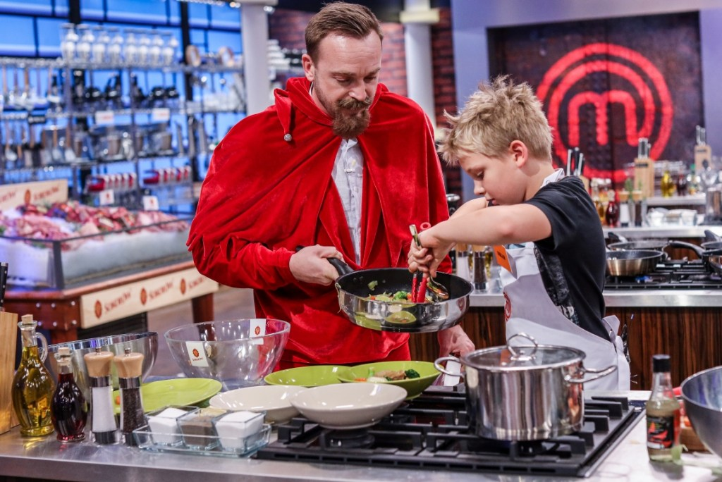 Masterchef Junior odcinek 2 (fot. TVN)