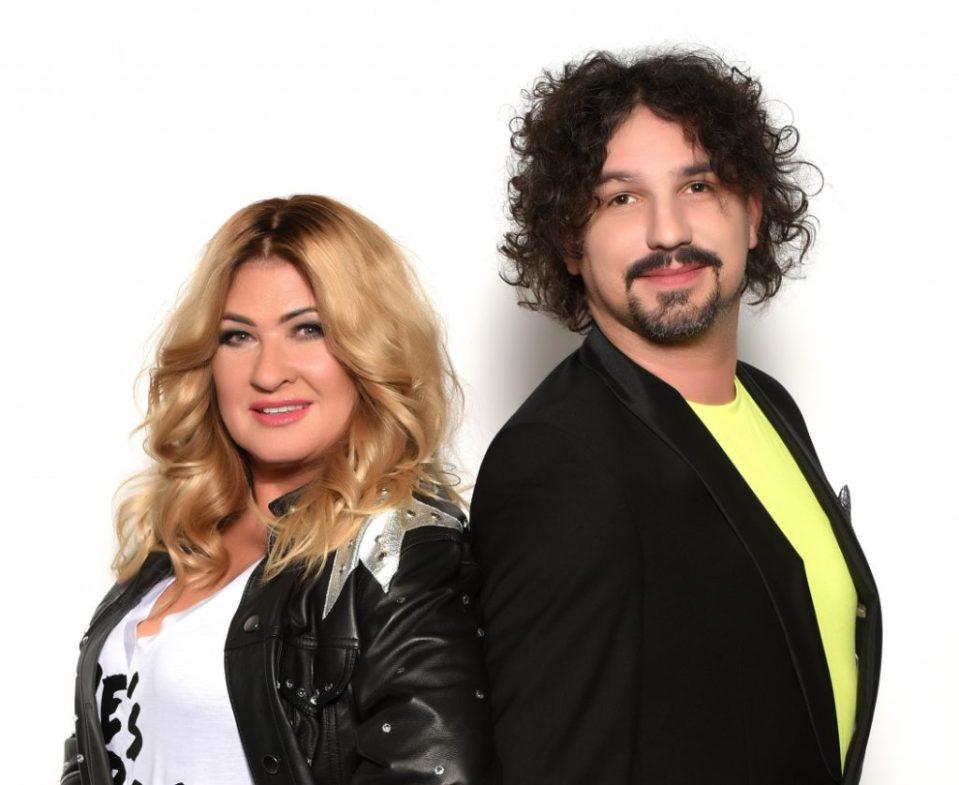 Beata Kozidrak i Mariusz Kałamaga fot. Cezary Piwowarski