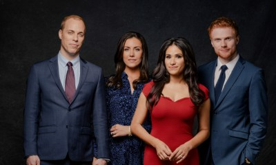 Lifetime: Harry i Meghan: królewski mezalians (fot. Lifetime)