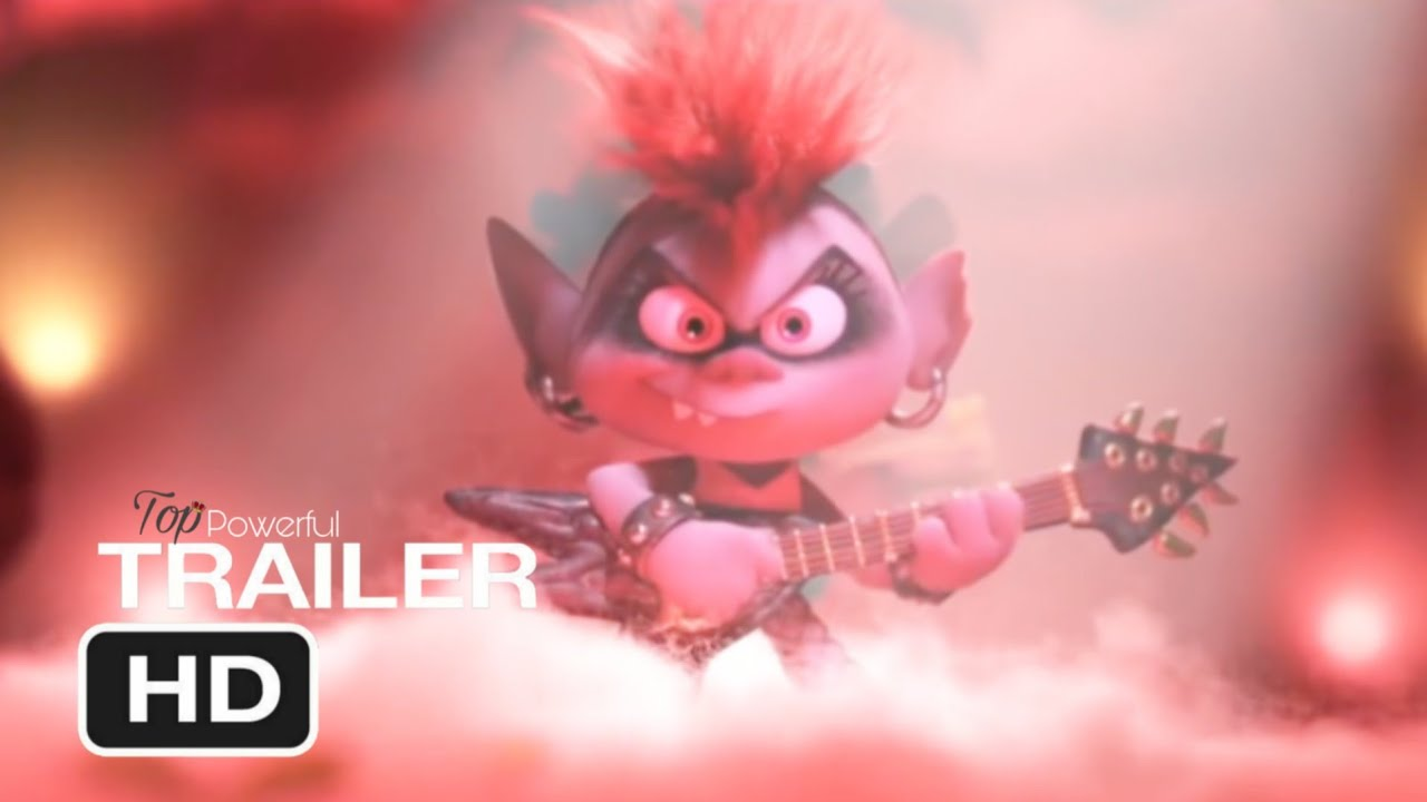 TROLLS 2 World Tour Official Trailer (2020) Animation Movie HD – TVE7.COM – Trailers Movies. Video Games. Animations. PS4. Xbox.