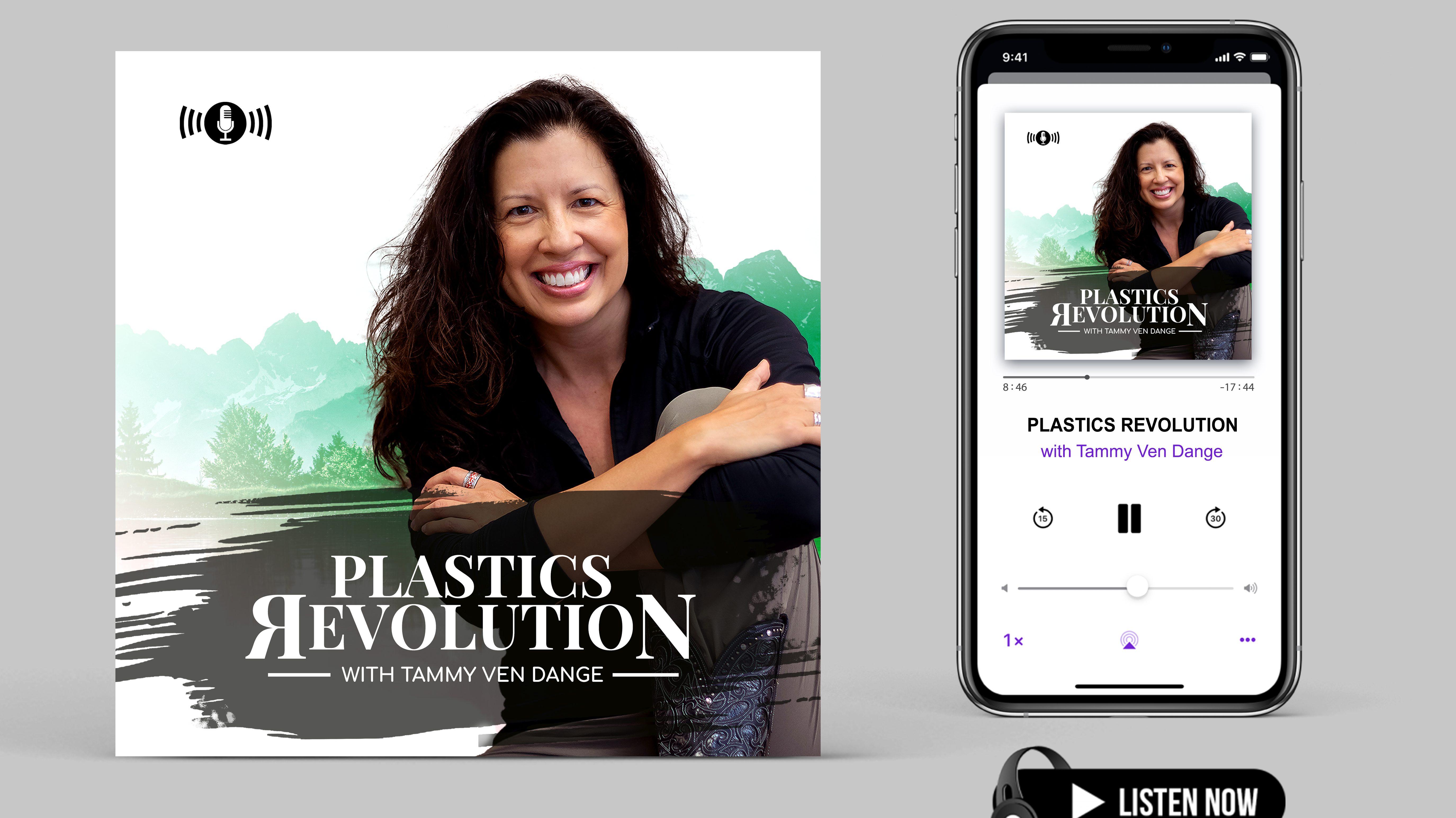 "Introducing the ""Plastics Revolution"" podcast"