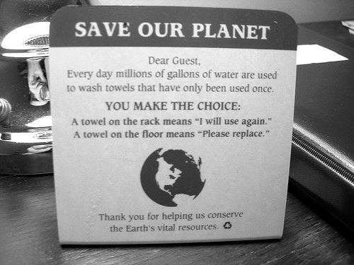 Example of Greenwashing