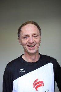 Dr. Udo Hammer   Team TVE Netphen
