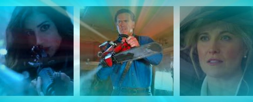 """Ranking the top 5 moments from """"Ash vs Evil Dead"""" season 3 episode 3:  """"Never get between a papa bear and his cub"""""""