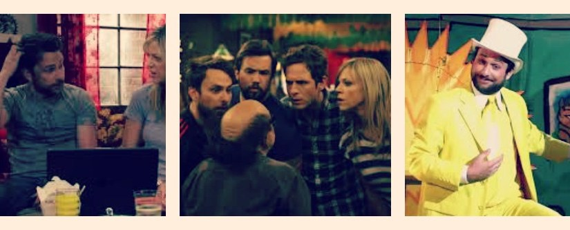"Throw-back Sunday:  Ranking the top 5 episodes from ""It's Always Sunny in Philadelphia."""