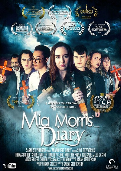 Mia Morris' Diary YouTube