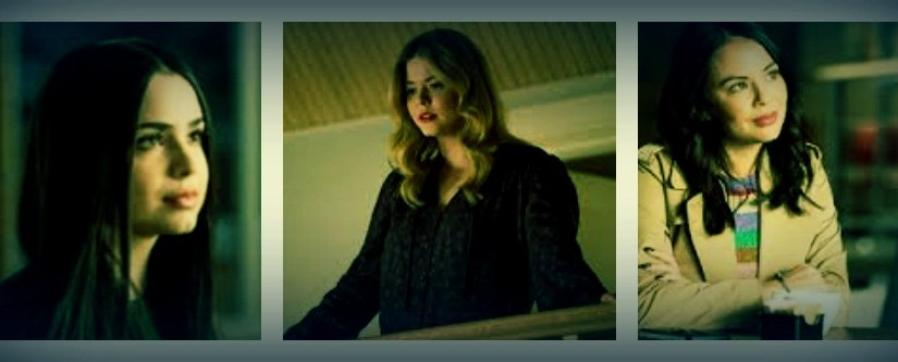 """Ranking the top 5 moments from """"Pretty Little Liars:  The Perfectionists"""" season 1 episode 5:  """"You Are My Beautiful Dreamer"""""""