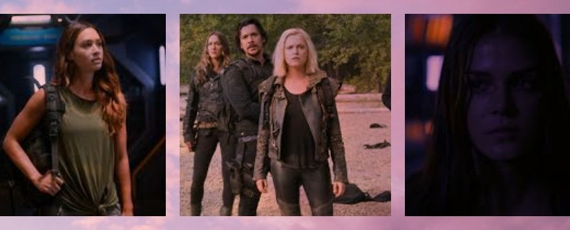 "Ranking the top 5 moments from ""The 100"" season 6 episode 1 Season Premiere:  ""Red Sun Rising"""