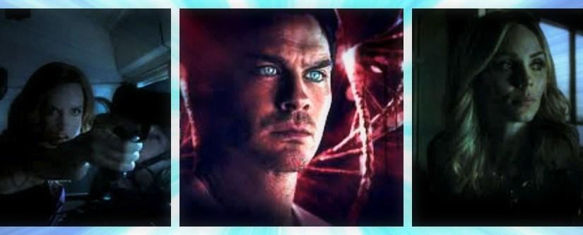 "Spoiler-Free Review of ""V Wars"" on Netflix:  Ian Somerhalder and vampires…again"