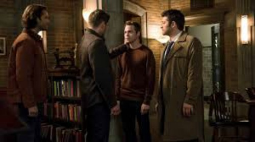 SPN The CW 1