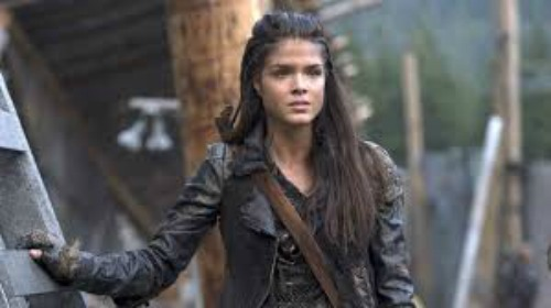 Octavia The 100 CW 3