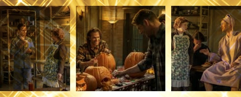 "Ranking the top 5 moments from ""Supernatural"" season 15 episode 14: ""Last Holiday"""