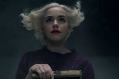 Chilling Adventures of Sabrina Netflix Part 4