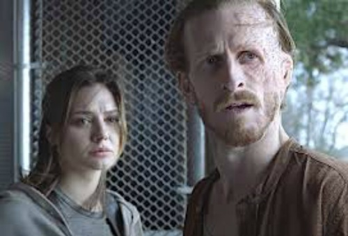 Fear TWD Sherry and Dwight 1 AMC