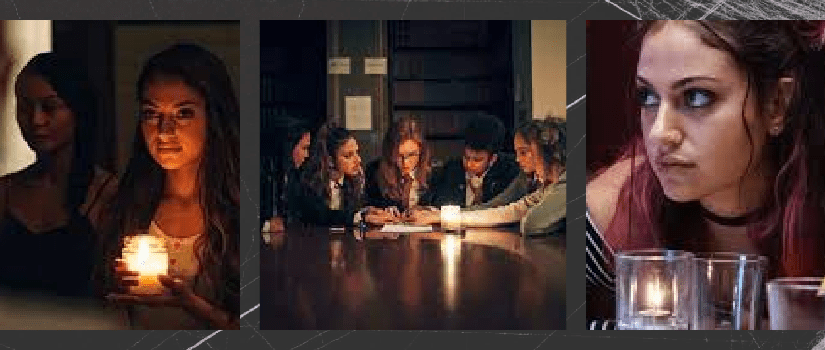 """Spoiler-Free Review of """"Seance"""" on Shudder: Mean Girls Summon the Dead…"""