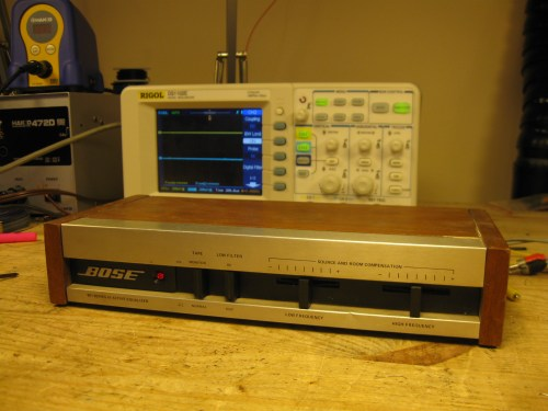 small resolution of wiring diagram bose 901 series iv