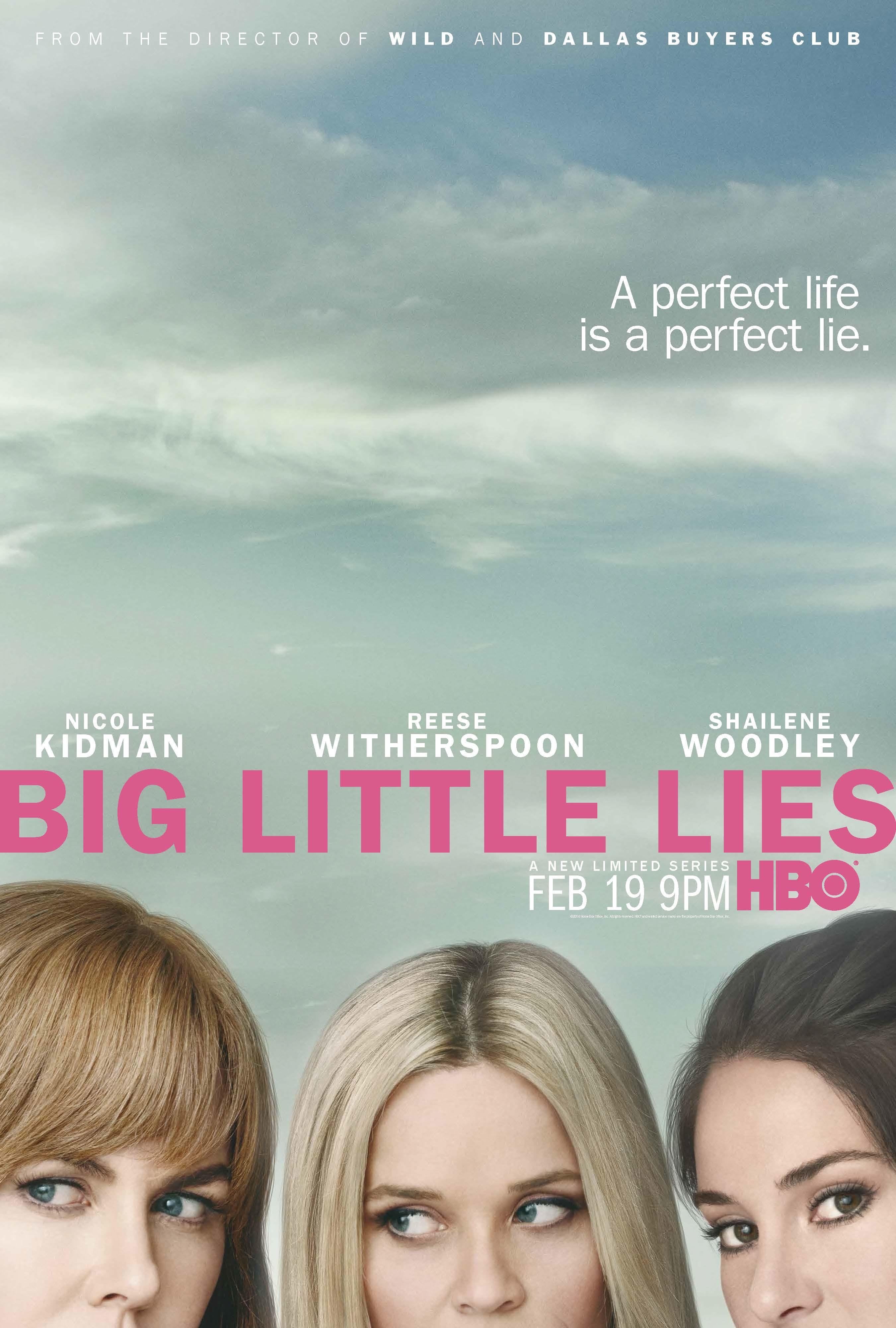 Big Little Lies Saison 1 Netflix : little, saison, netflix, Quick, Takes:, Releases, Little, Goodness