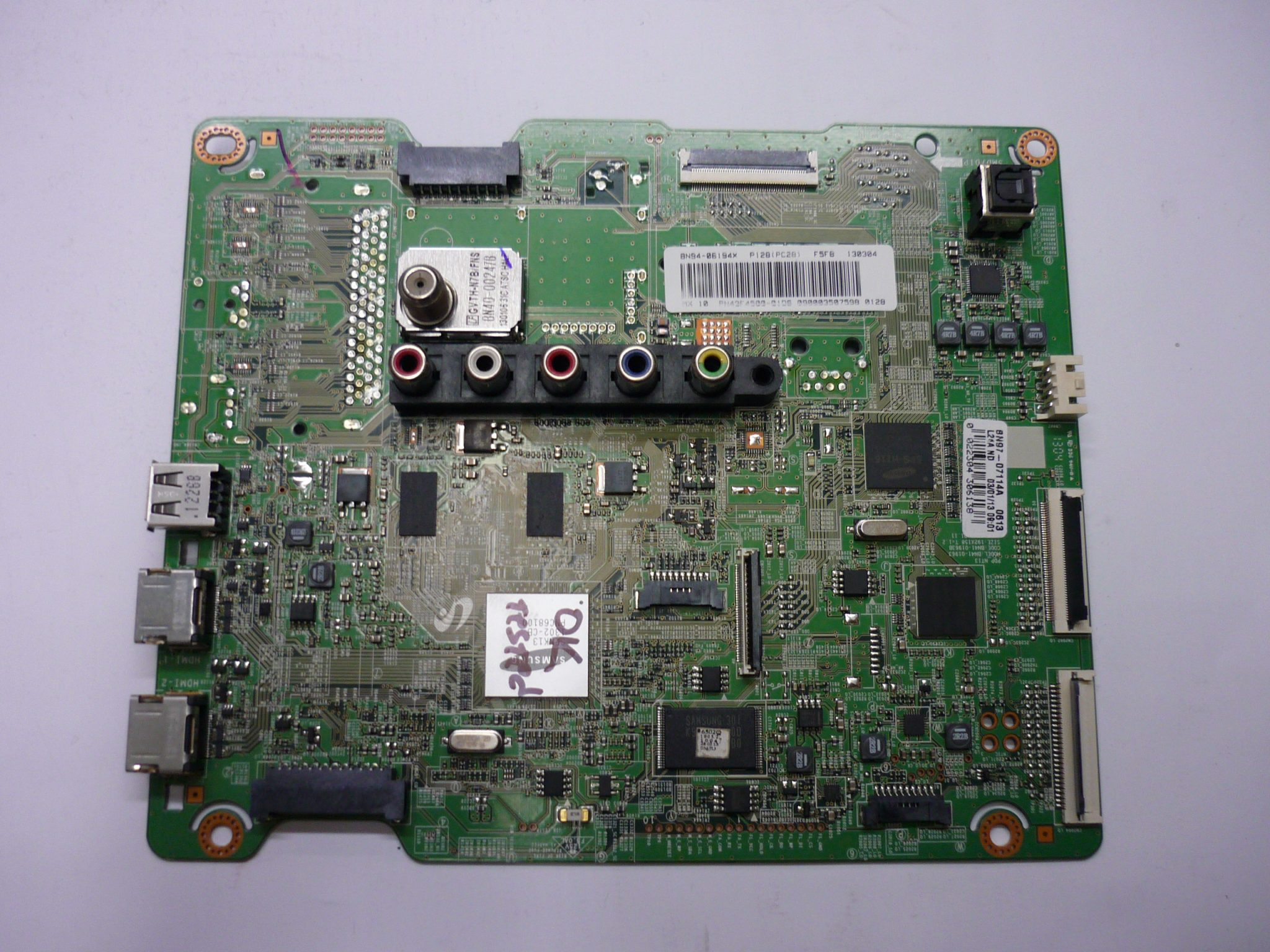 Samsung BN94-06194X (BN97-07114A, BN41-01963B) Main Board