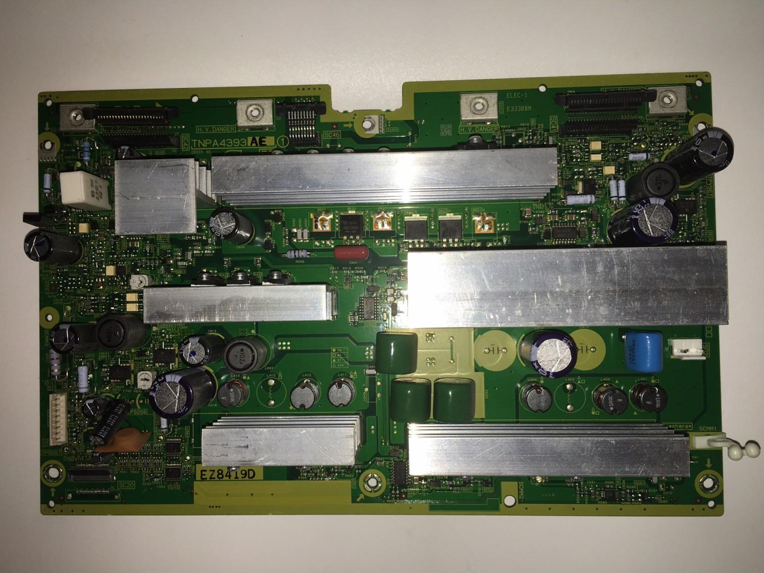 Vizio TNPA4393AE SC Board for VP503HDTV10A