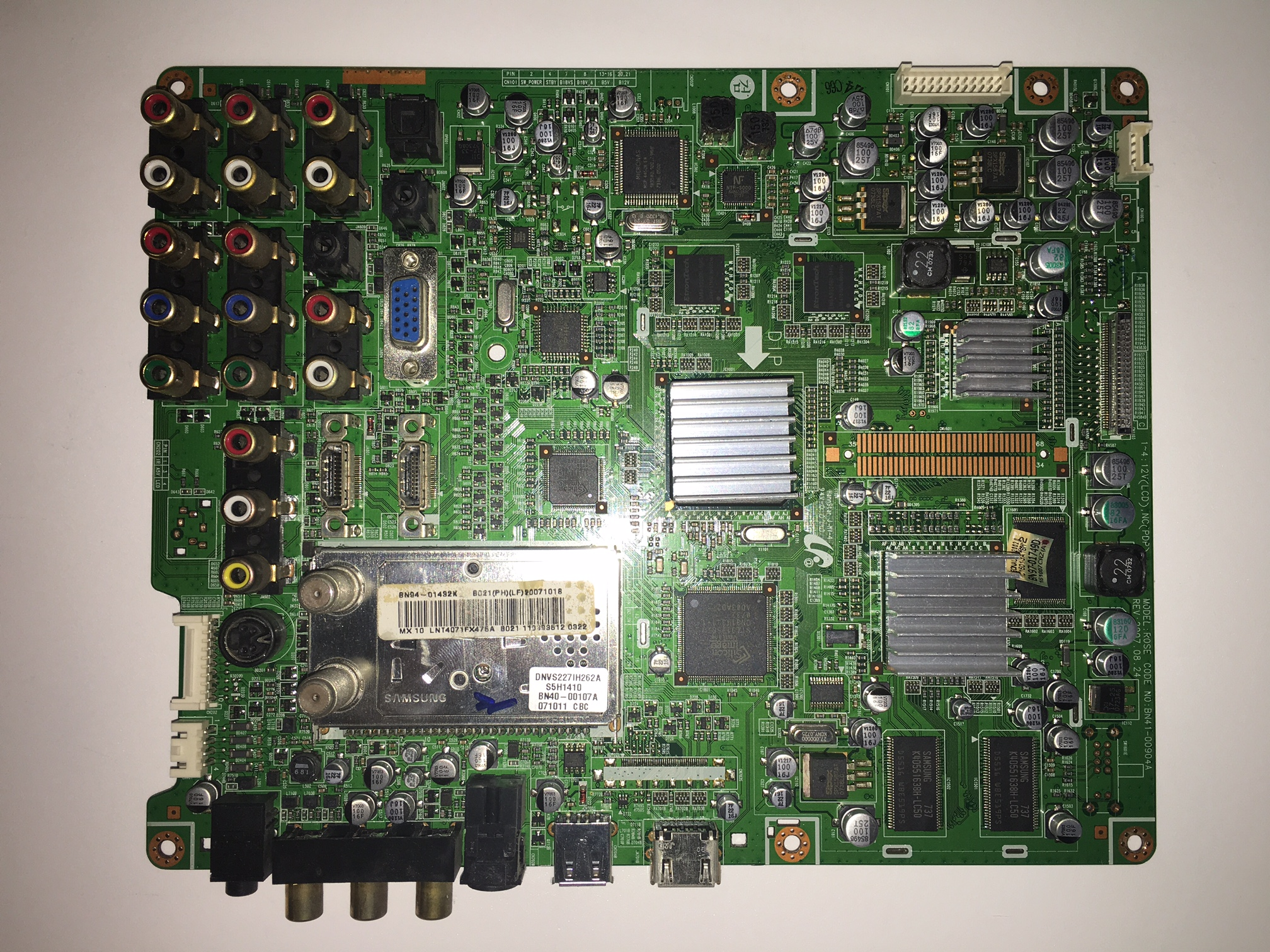 Samsung BN94-01432K (BN41-00904A) Main Board for LNT4071FX/XAA