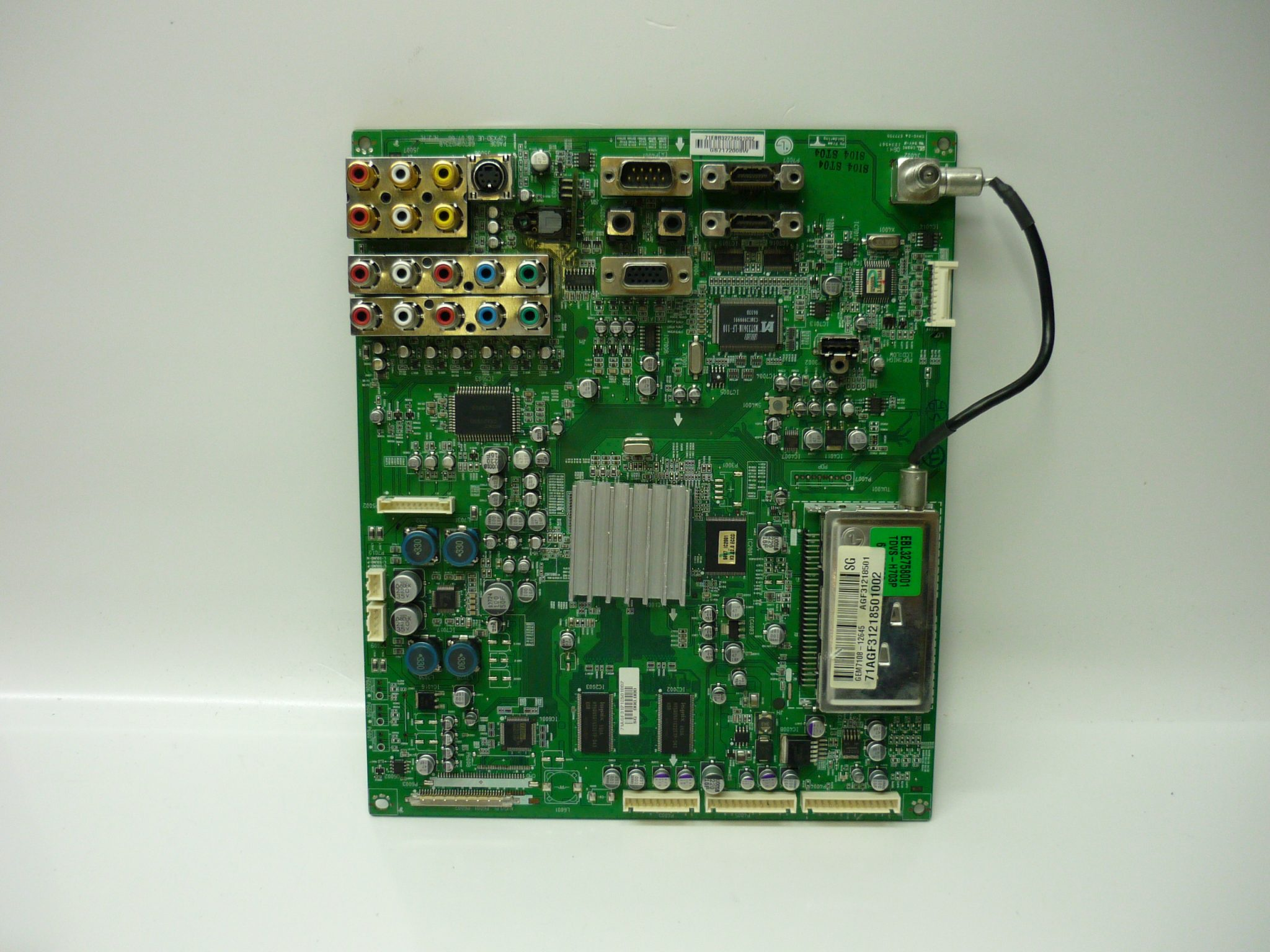 LG AGF31218501 Main Board for 42LC2D