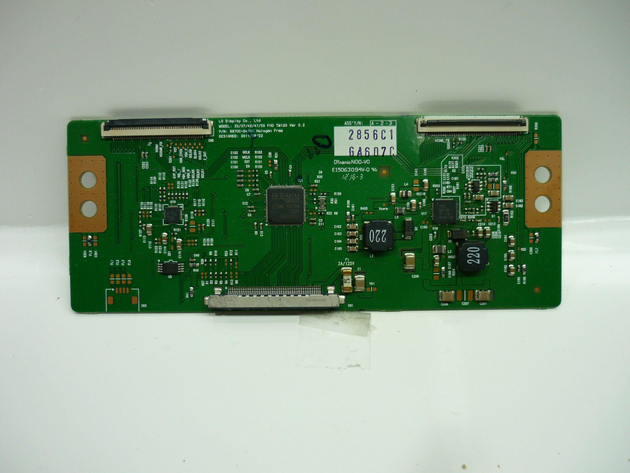 LG 6871L-2856C (6870C-0401B) T-Con Board