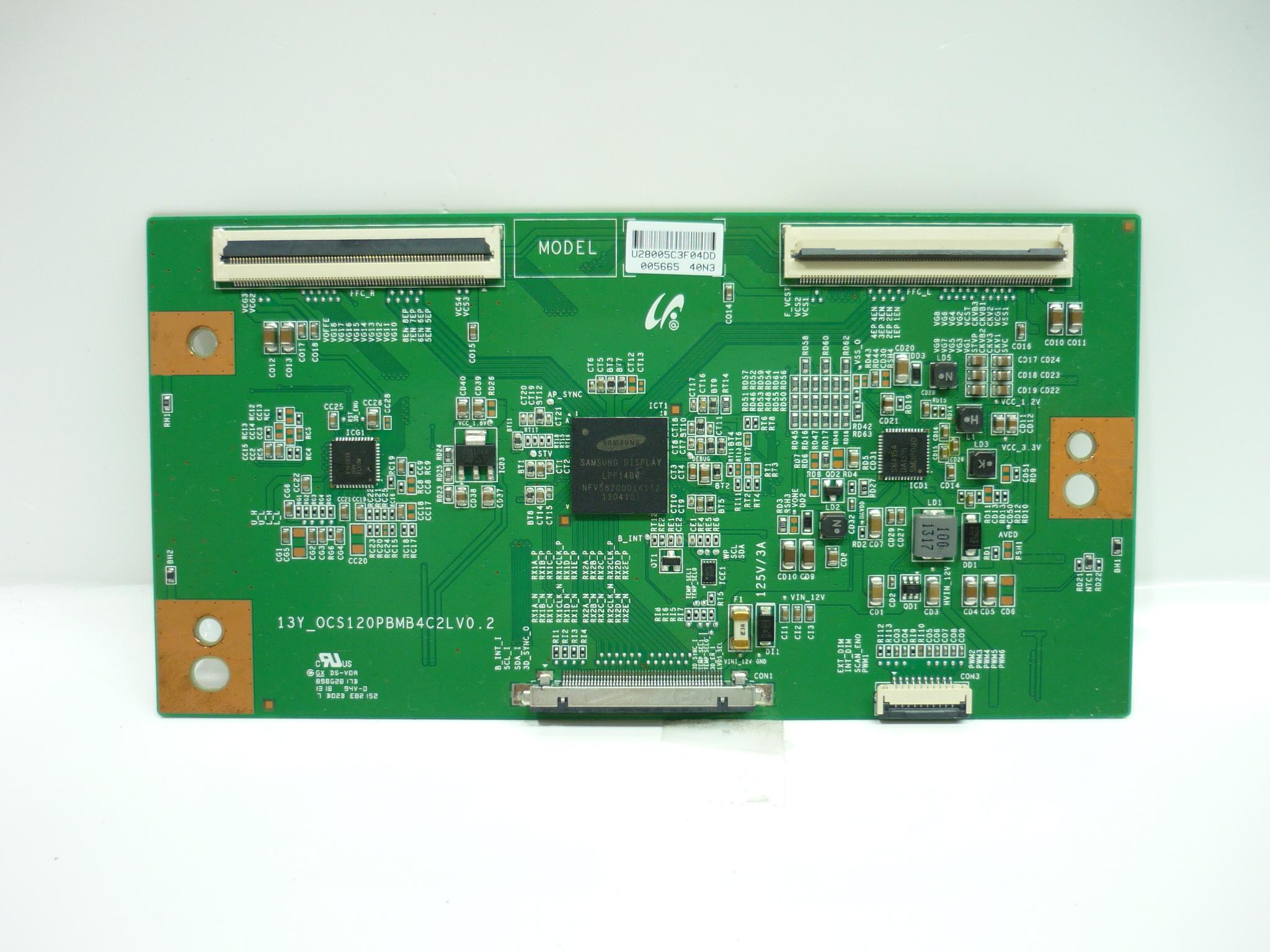 Element/RCA LJ94-28005C T-Con Board