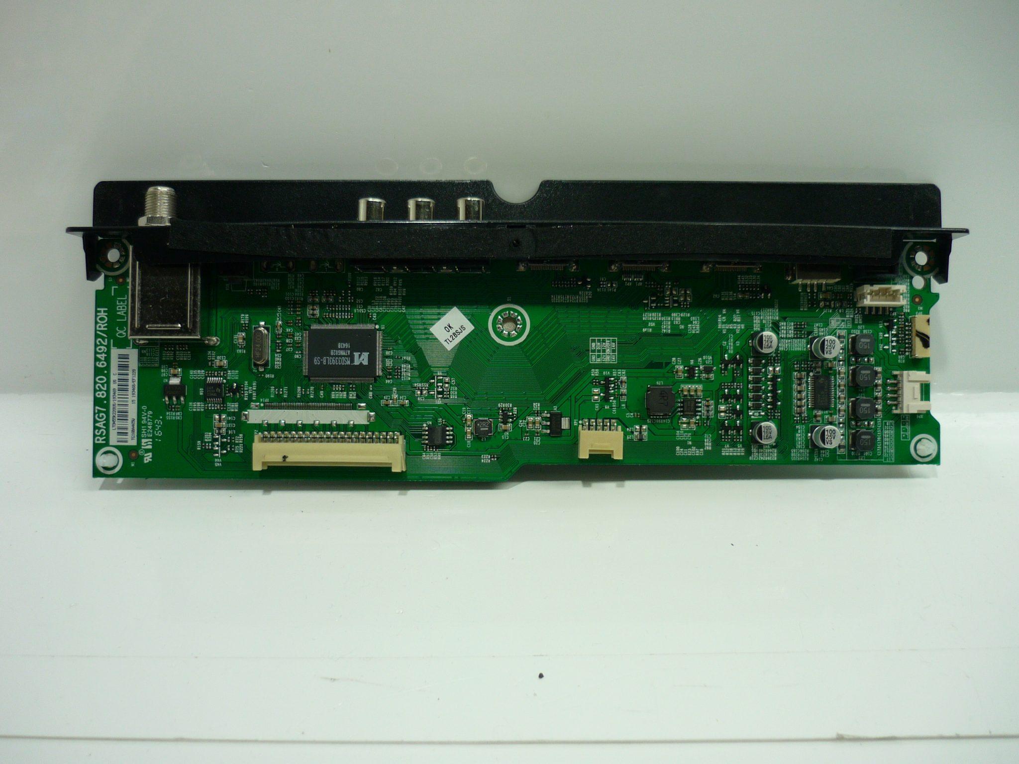 Insignia NS-55D510NA17 Main Board (RSAG7.820.6492/ROH) 193469 193468