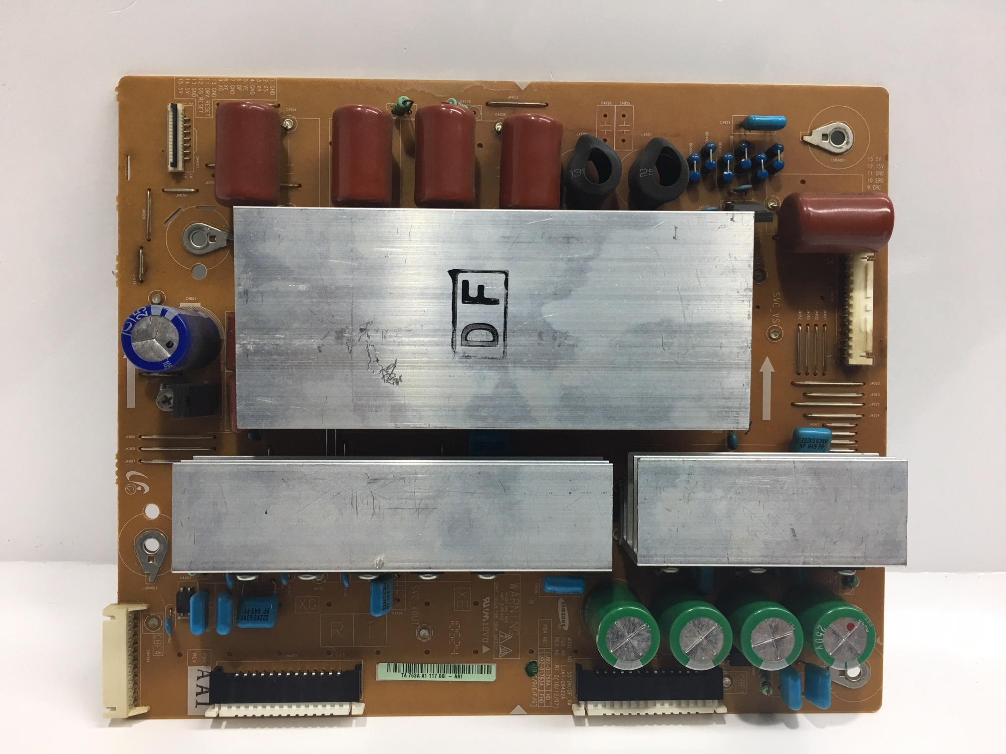Samsung BN96-16523A (LJ92-01763A) X-Main Board
