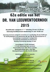 Dr van Leeuwen_poster