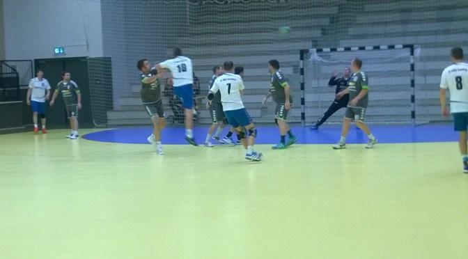 1. Männer|Auswärtspunkt zum Saisonauftakt. 19:19 gegen die HSG Dutenh./Münchholzh. IV