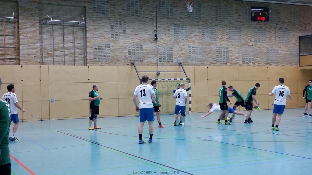 Männer Bez. D TSV E. Stadtallendorf - TV Homberg 24:28 (9:16)