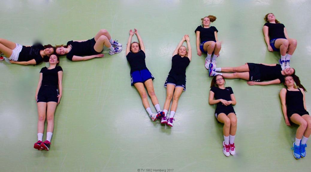 Handball| weibl. Jugend C 2016/17 Video