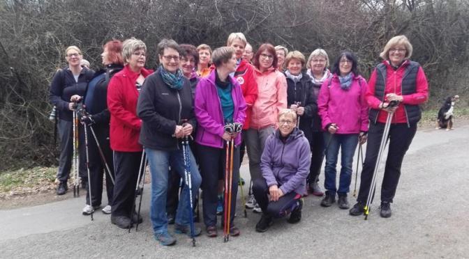 Nordic Walking  – Gute Resonanz
